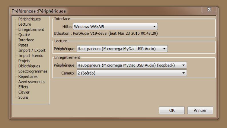 enregistrer mp3 audacity